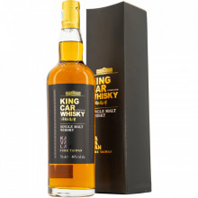 Whisky taiwanez Kavalan King Car Whisky 700 ml
