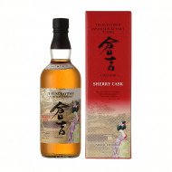 Kurayoshi Pure Malt Sherry Cask front ff