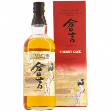 Whisky The Kurayoshi Pure Malt Sherry Cask, 700 ml
