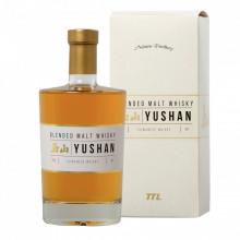 Yushan Whisky blended malt, Taiwan, 40%, 700 ml