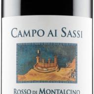Vin rosu sec Campo ai Sassi, Rosso di Montalcino 2015, Frescobaldi 750 ml