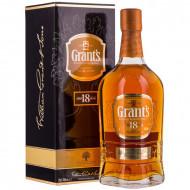 Whisky Grant's 18 ani 700 ml