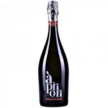 Vin spumant Apriori Alb demisec, 750 ml