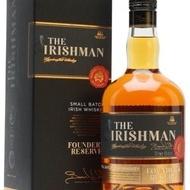 Whiskey irlandez The Irishman Founder's Reserve 700 ml