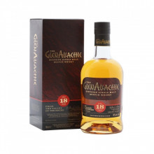 Single Malt Whisky Glenallachie 18 ani - 46 % - 700 ml