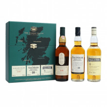 The Classic Malts Whisky Collection 2, 3 x 200 ml