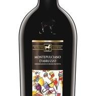 Vin rosu sec Unico Montepulciano D'abruzzo 14 % - 750 ml