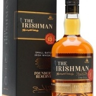 Whiskey irlandez The Irishman Founder's Reserve 700 ml