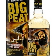 Whisky Big Peat 700 ml