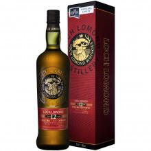 Whisky Loch Lomond 12 YO, Single Malt, 46%, 700 ml