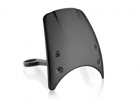 RIZOMA ZBW081B - Headlight Fairing CF010 (Aluminum) (ABE) with Headlight fairing Adapter