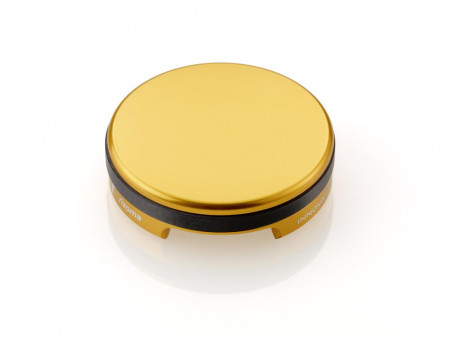 RIZOMA TP016G - Brake/Clutch fluid caps Ø 49mm