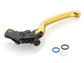 "RIZOMA LCJ803G - Clutch lever ""3D"""