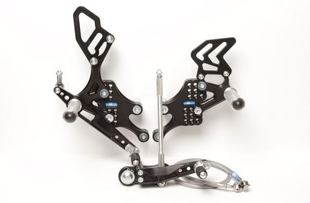 PP Tuning - Scarite racing pentru Yamaha FZ8 (2010-2015)