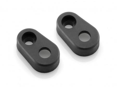 RIZOMA FR231B - Marker Light adapters (Rear) Black