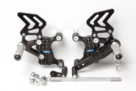 PP Tuning - Scarite racing pentru MV Agusta F4 (1999-2013) cu schimbator inversat