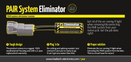 PS Eliminator -- PAIR system eliminator module