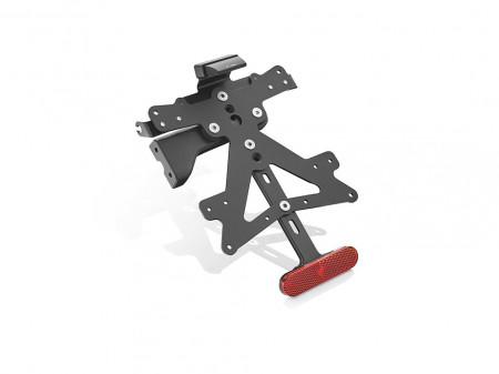 RIZOMA PT751B - License plate holder SIDE ARM