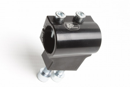 PP Tuning - prindere tub semighidon inaltat +28mm, cu inclinatie ajutabila 6-12°
