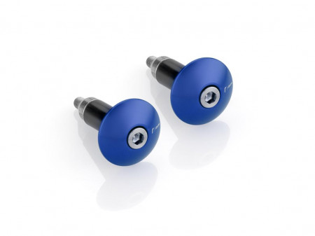 RIZOMA MA531U Bar End (Pair) - Blue