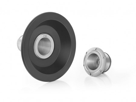 RIZOMA ZBW086A - Rear hub cover with protection