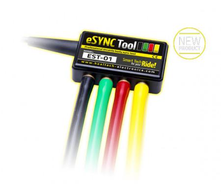 eSync Tool - Set sincronizare carburatoare si injectie Sincronizator Vacumetru