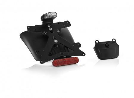 RIZOMA PT810B - License plate holder Direct Mount