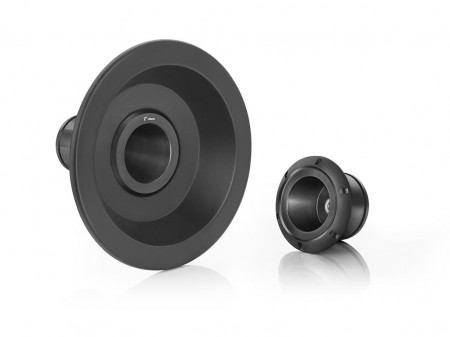 RIZOMA ZBW086B - Rear hub cover with protection