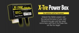 X-Tre Power Box -- Modul Delimitare Suzuki, Anulare Restrictie Kawasaki