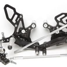 PP Tuning - Scarite racing pentru Honda CBR 400R/CBR 500R/CB 400F/CB 500F (2013-2017) cu schimbator inversat