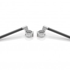 RIZOMA MA051A Clip-on bar Set - Silver