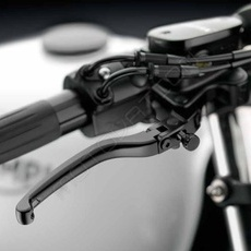 """RIZOMA LBJ100B - Brake Lever """"3D"""" Black"""