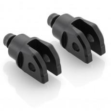 RIZOMA PE663B Pegs Adapter Kit - Black