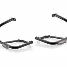 RIZOMA ZBW087BD - Engine protection bars with sliders (Ø 28 mm)