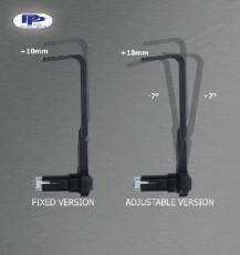 PP Tuning - protectii leviere frana si ambreiaj, lungime si inclinatie reglabile (set sau individual)