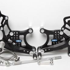 PP Tuning - Scarite racing pentru Kawasaki ZX-6R (2007-2017) cu schimbator inversat