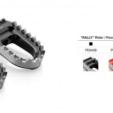 """RIZOMA PE640B """"RALLY"""" pegs - Black"""