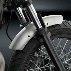 RIZOMA ZTH031A Front Fender - Silver