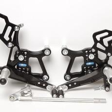 PP Tuning - Scarite racing pentru Kawasaki ZX-10R (2011-2015) cu schimbator inversat
