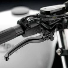 "RIZOMA LBK500B - Brake Lever ""3D"" with Remote Adjuster Black"