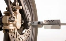 Rapid Laser - Sistem verificare geometrie si aliniere cadru, furca si sasiu motociclete cu Laser