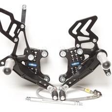 PP Tuning - Scarite racing pentru KTM Super Duke 990 (2006-2012)