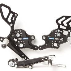 PP Tuning - Scarite racing pentru Suzuki GSX-R 750 (2011-2017)