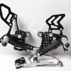 PP Tuning - Scarite racing pentru KTM Super Duke 990 (2006-2012) cu schimbator inversat