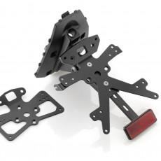 RIZOMA PT715B FOX Support plate - Black