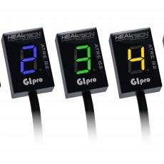 GIpro ATRE G2 Gear Indicator -- Indicator Treapta Viteza cu functie de delimitare viteza maxima si TRE (Timing Retard Eliminator)