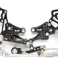 PP Tuning - Scarite racing pentru Honda CBR 600RR (2007-2019)