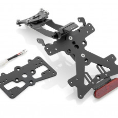 RIZOMA PT224B - License plate holder kit FOX