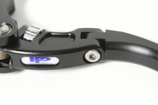 PP Tuning - maneta frana rabatabila, versiune standard, pompa BREMBO 19 RCS