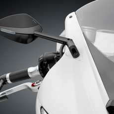 "RIZOMA BS305B - Mirror ""Veloce L"" with integrated indicator light"